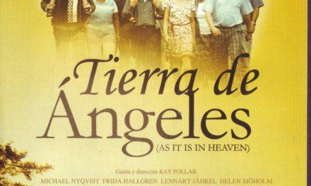 Tierra de ángeles