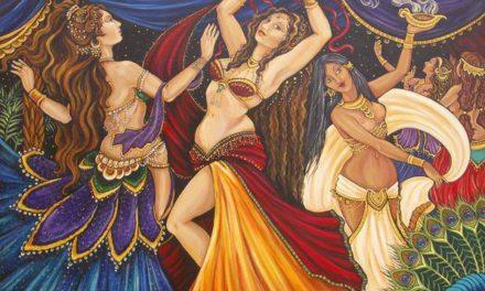 Iniciación a la Danza del Vientre martes de enero
