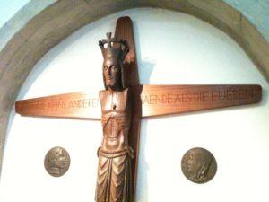 Cristo de la iglesia de St. Ludgeri (Münster)
