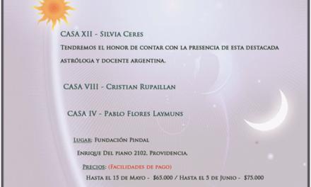 Seminario de Astrología-Casas de Agua