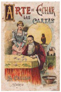 el arte de echar las cartas