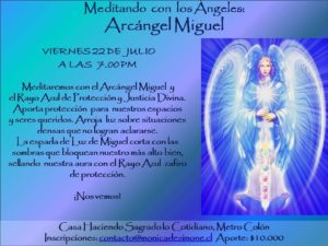 Arcangel Miguel en HSC