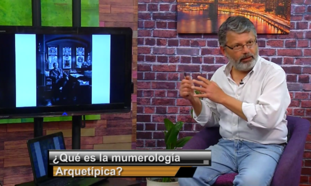 El profesor Christian Rodway nos habla sobre Numerología Arquetípica