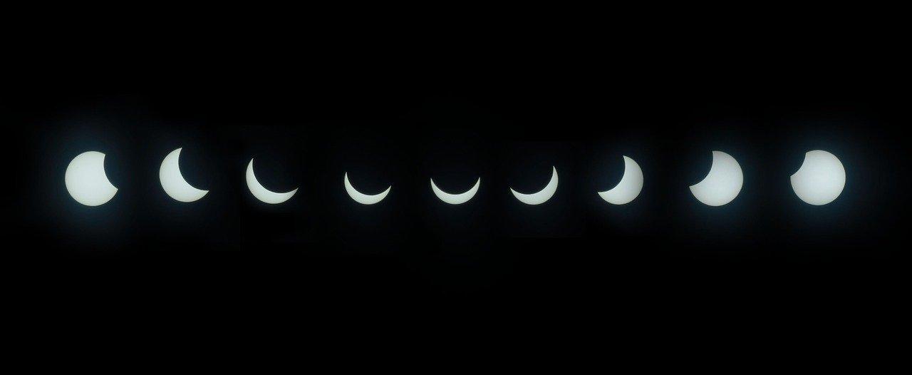 Semana entre eclipses: moviéndonos hacia un nuevo lugar