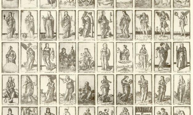 Clase Magistral del Tarot de Mantegna