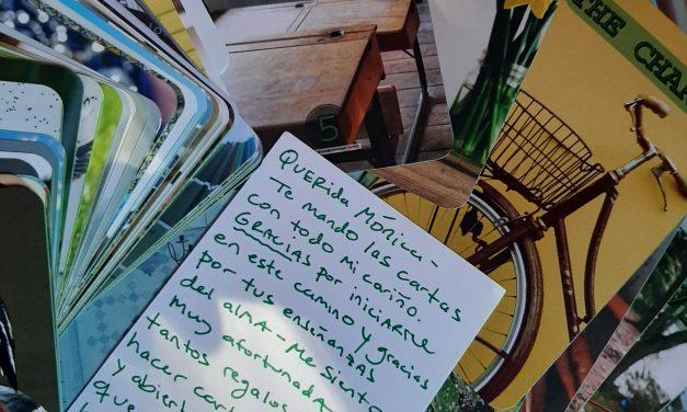 Nos escribe una antigua alumna de Tarot