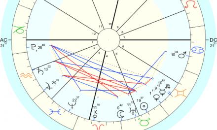 Luna nueva en Tauro. Júpiter entra a Piscis, y Mercurio y Nodo Norte en Géminis, muy aspectados.